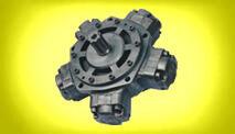 Гидромотор радиально-поршневой МРФ