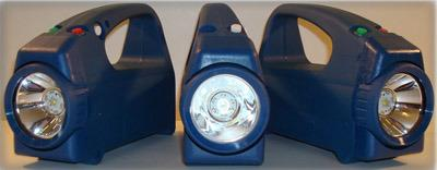 Светильник взрывозащищенный шахтерский светодиодный сигнальный типа АС