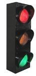 Светофор светодиодный трехсигнальный СС3 100 мм