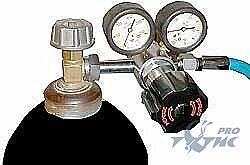 Воздушный редуктор для транспортного баллона «ВДС 232/25-1»