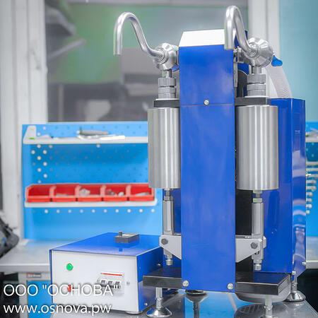Аппарат розлива УД-2П