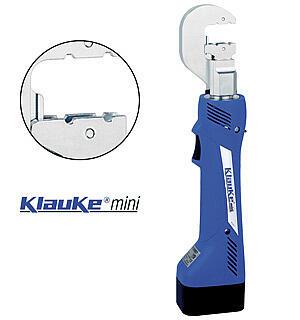 Электрогидравлические прессы серии KLAUKE-Mini KLAUKE EK1550