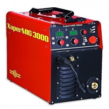 Мультипроцессорный инверторный сварочный полуавтомат XUPERMIG 3000