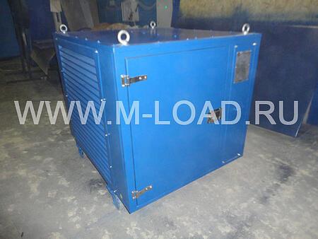 Нагрузочная установка для тестирования электростанций НМ-30-Т400-К2