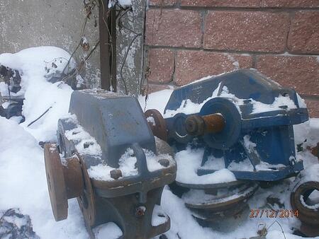 редукторы мотор-редукторы