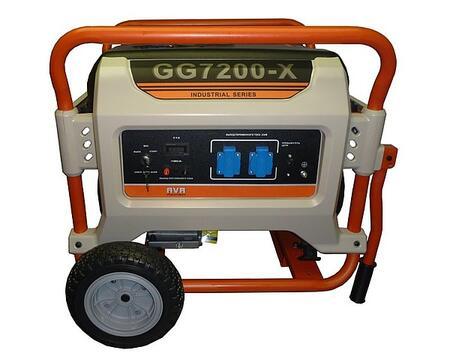 Генератор GG 7200X 6 кВт б/у