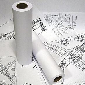 Бумага для плоттеров
