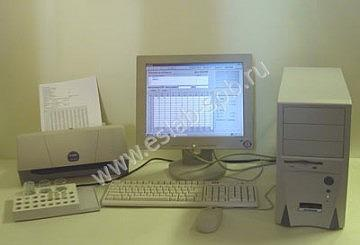 Анализатор изображений (токсичности) АТ-05