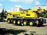 Аренда автокранов от 14 до 200 тонн