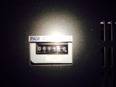 Цифровая печатная машина IBM (массовая печать)