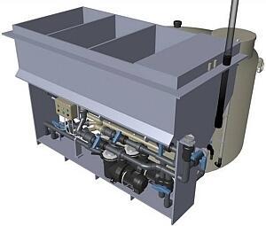 Станция для приготовления солевого раствора SLS 5000