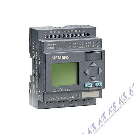Микроконтроллеры LOGO!, модули SIMATIC, SITOP со склада