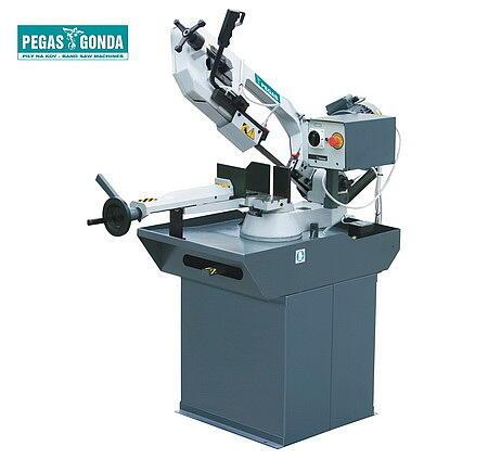 Ручной ленточнопильный станок Pegas 220×250 MAN-R
