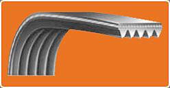 Приводной ремень 610 J5 для бетономешалки СБР, Atika Optimix, Altrad
