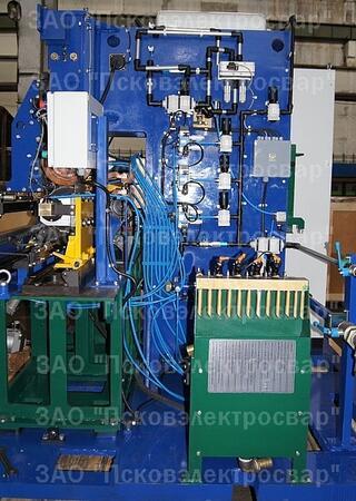 Машина контактной рельефной сварки МР-1406