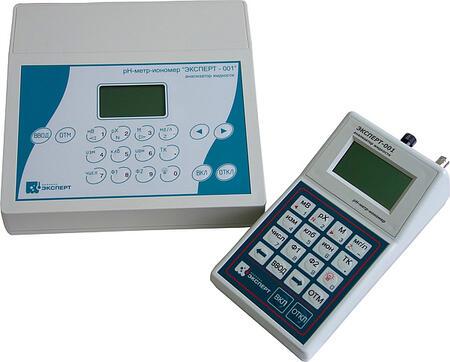 рН-метры-иономеры «Эксперт-001»
