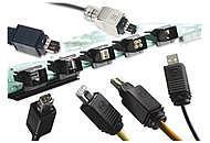 PushPull - Подключение к устройствам IP65 / IP67 - Данные - Питание - Сигнал