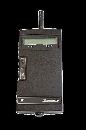 Измеритель температуры и относительной влажности ИТ5-ТР «Термит»