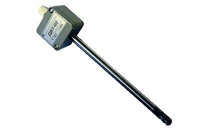 Датчики относительной влажности и температуры микропроцессорные ДВТ-02