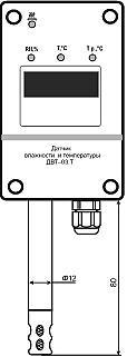 Датчик влажности и температуры ДВТ-03.Т