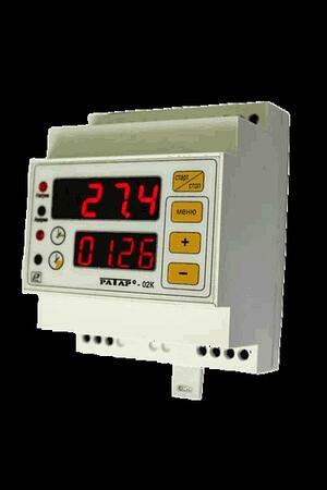 Микропроцессорный терморегулятор со встроенным таймером Ратар-02К
