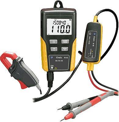 Портативный регистратор тока и напряжения OMIX B1-M-1-R-2.0-USB