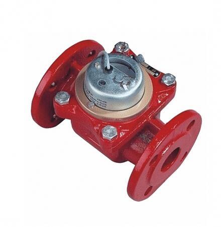 Турбинные счетчики ВСТН-125 горячей воды с импульсным выходом