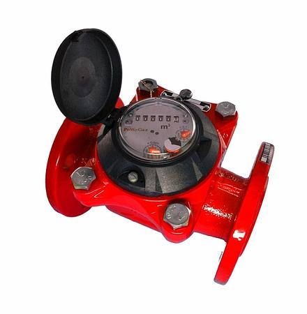 Турбинные счетчики ВСГН-250 горячей воды