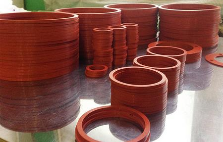 Трансформаторные уплотнители, пластины и шнуры из фторсилоксановых резин