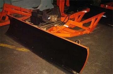 Отвал передний НО-79-01 на трактор МТЗ