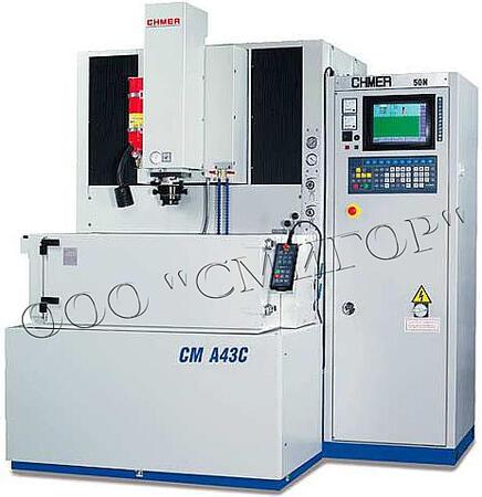 Координатно-прошивочные электроэрозионные станки с ЧПУ серии CNC-A