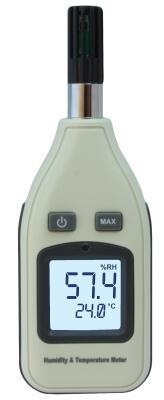 Измеритель температуры и влажности GM1362