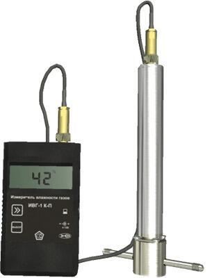 Измеритель микровлажности газов ИВГ-1 К-П