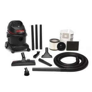 Компактный пылесос для сухой и влажной уборки shop-vac micro 10 5891242