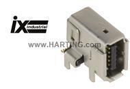 Соединители ввода/вывода ix Industrial 10A-1 jack AV (1pcs.)