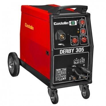 Сварочный полуавтомат со встроенным подающим механизмом Derby 305C