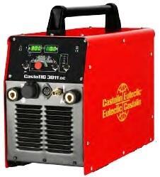 Сварочный аппарат для аргонодуговой сварки на постоянном токе CastoTig® 3011 DC