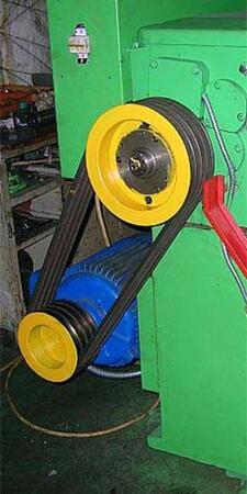 Приводной ремень токарно-винторезного станка 1М63