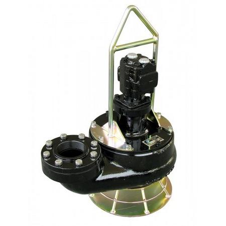 Гидравлическая шламовая помпа Hydra-teсh S4THL/S4THLDI/S4THLSS