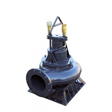 Гидравлическая шламовая помпа с большим напором Hydra-teсh S6250