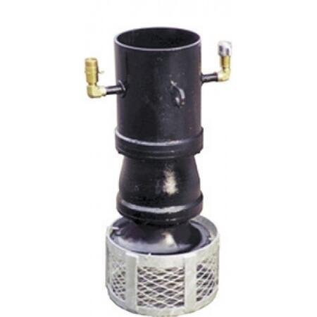 Гидравлическая высокопроизводительная осевая помпа для воды Hydra-teсh S24M