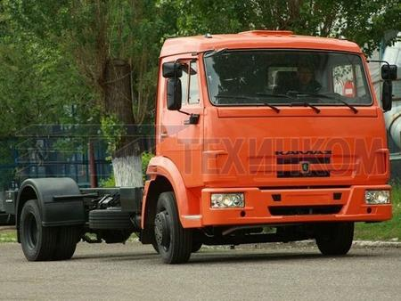 Шасси КАМАЗ 4308