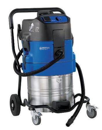 Однофазный пылесос для сухой и влажной уборки ATTIX 7