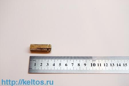 Анкер ЛАТУННЫЙ М10