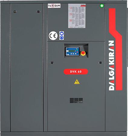 Воздушный винтовой компрессор Dalgakiran серии DVK 60