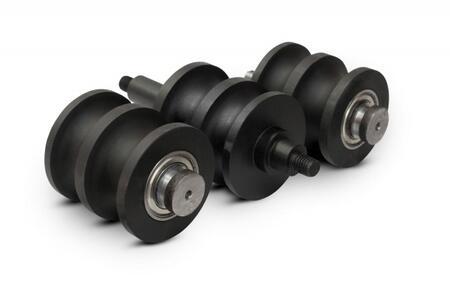 Набор роликов для круглой трубы 20 и 25 мм. для трубогиба Stalex HB-40