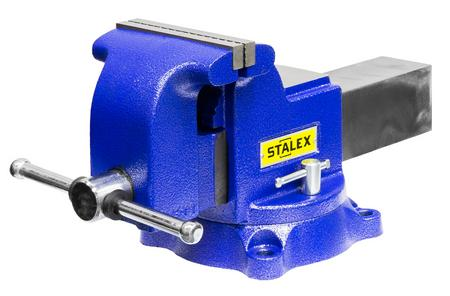 Тиски слесарные STALEX