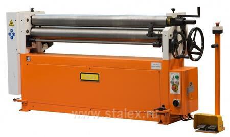 Станок вальцовочный электромеханический STALEX ESR-1550х3.5