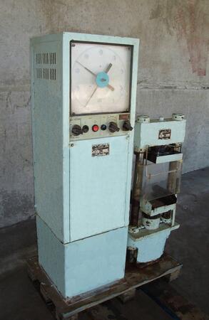 Продам испытательный пресс МС-100 (ИП-100) усилие 10 тонн