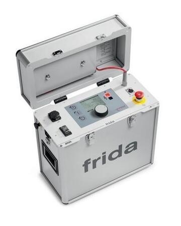Купить BAUR Frida Установку для проведения высоковольтных испытаний и диагностики